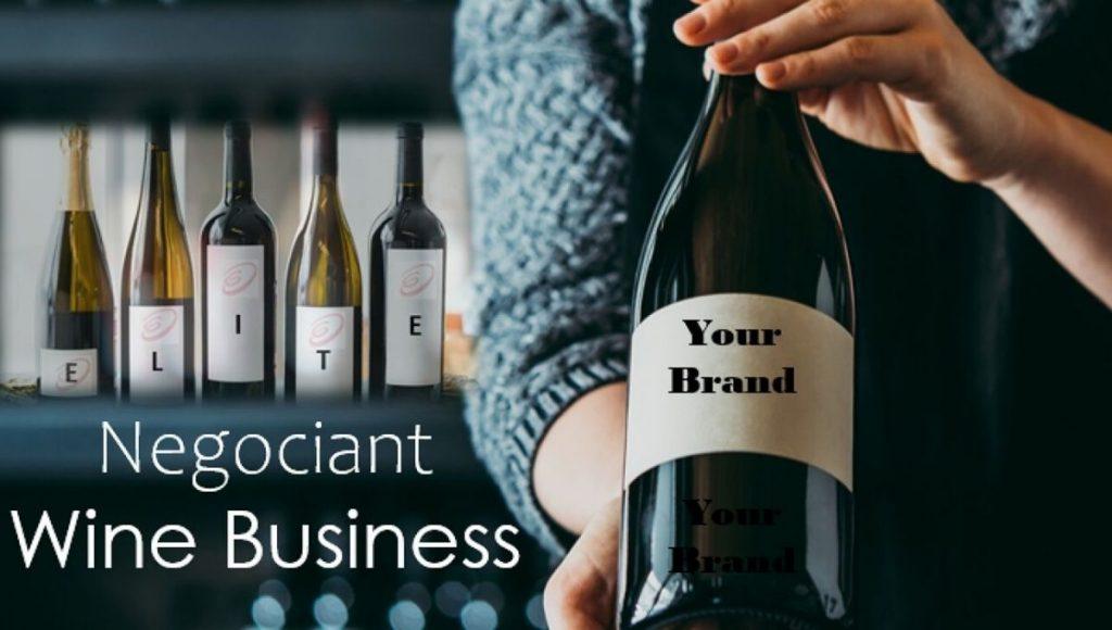 Turnkey Negociant Wine Business For Sale